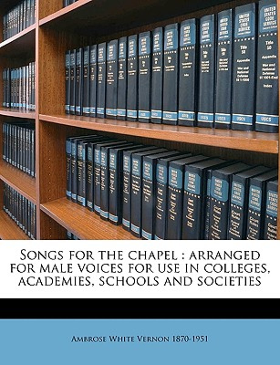 Songs for the Chapel