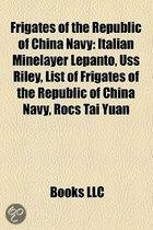 Frigates of the Republic of China Navy
