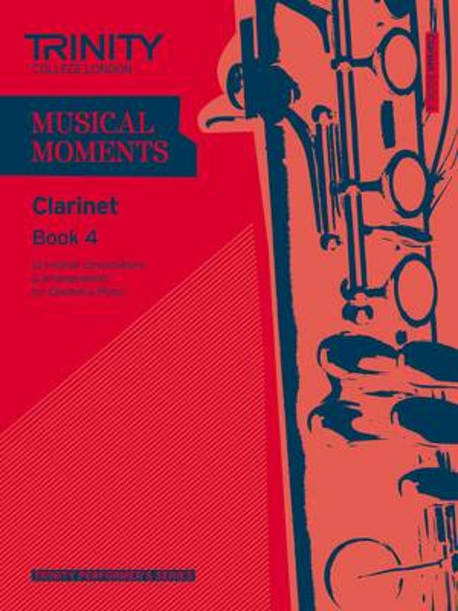 Musical Moments Clarinet