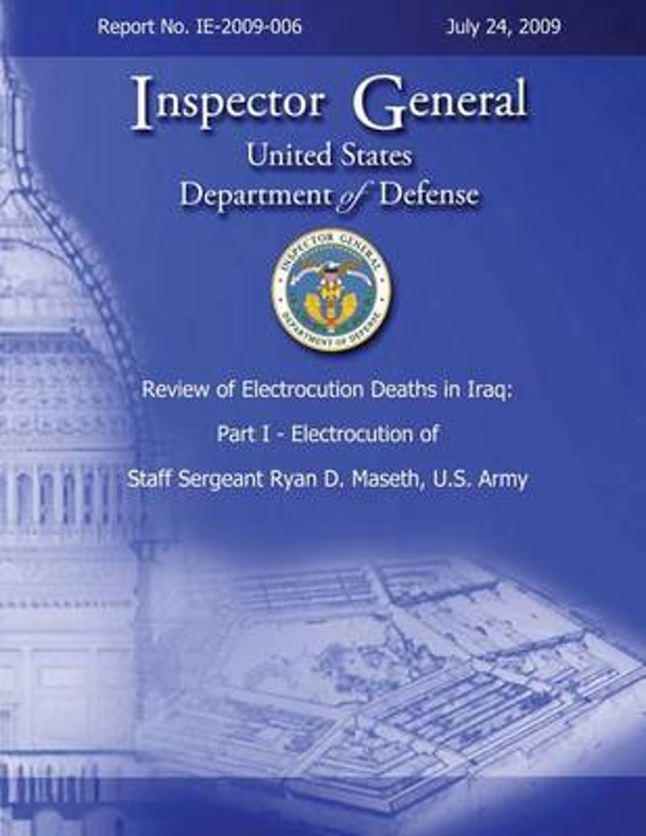 Review of Electrocution Deaths in Iraq