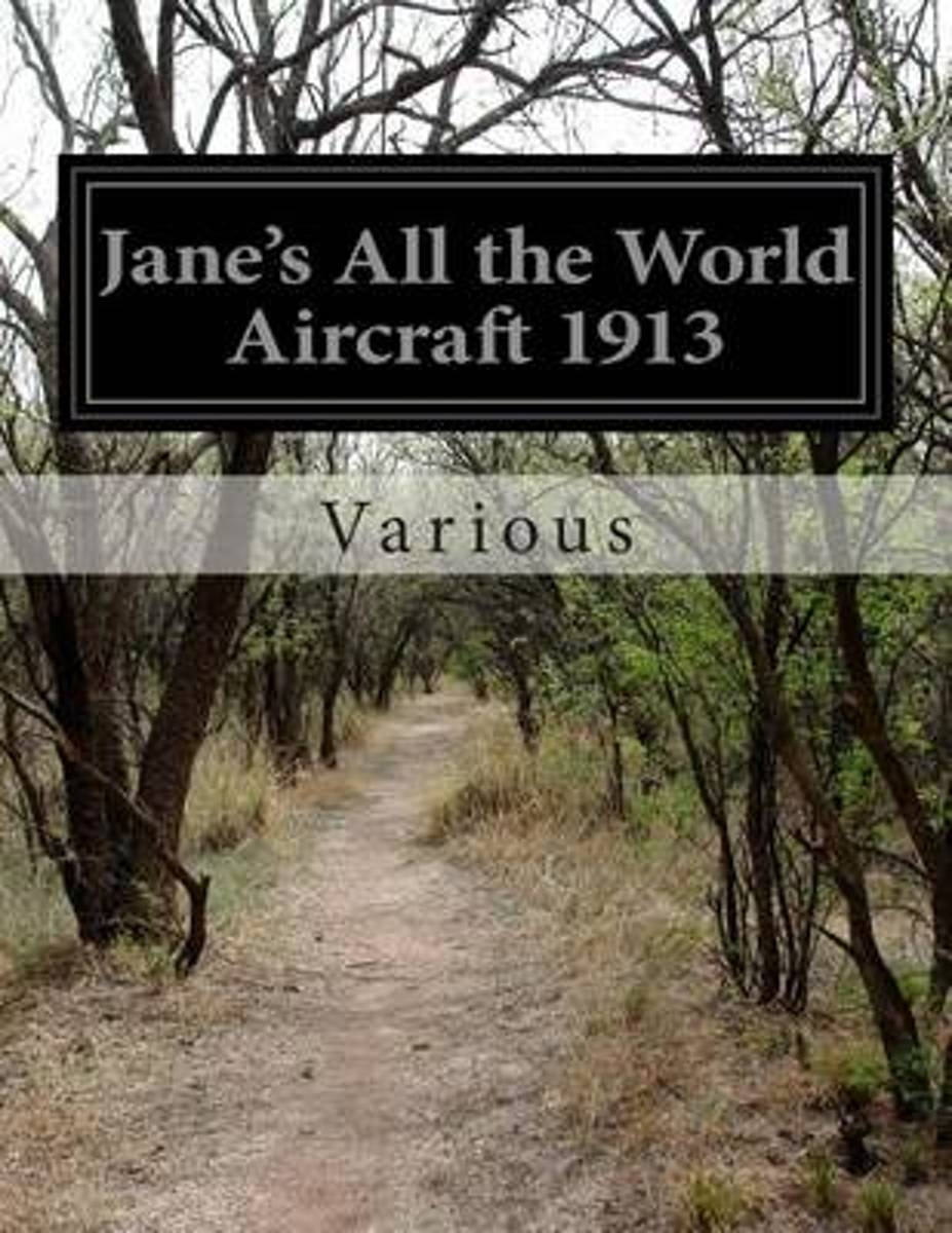 Jane's All the World Aircraft 1913
