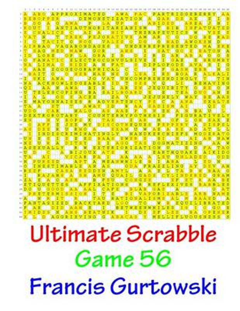 Ultimate Scabble Game 56