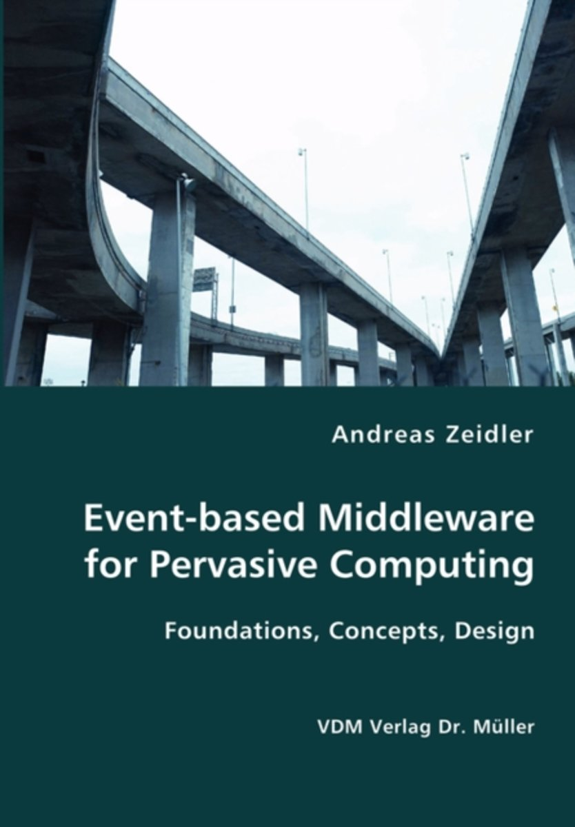 Event-Based Middleware for Pervasive Computing- Foundations, Concepts, Design