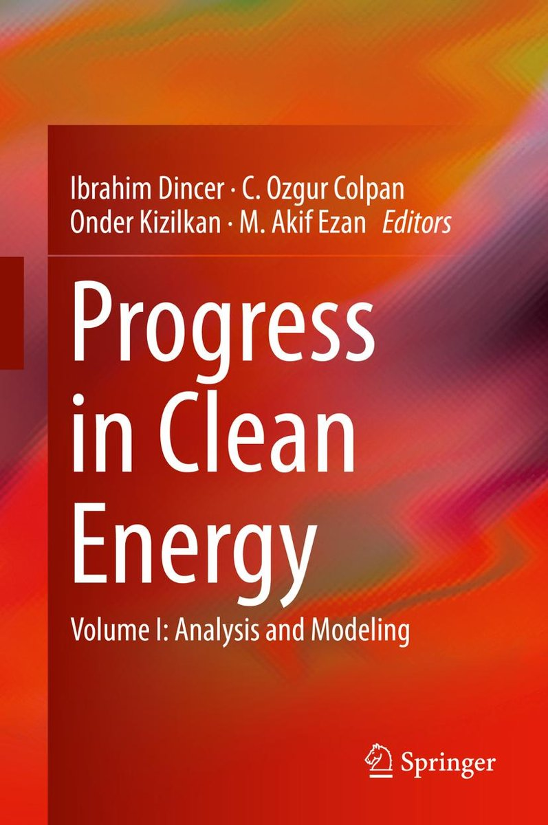 Progress in Clean Energy, Volume 1