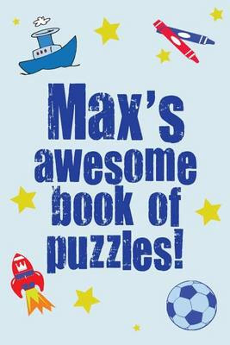 Max's Awesome Book of Puzzles!
