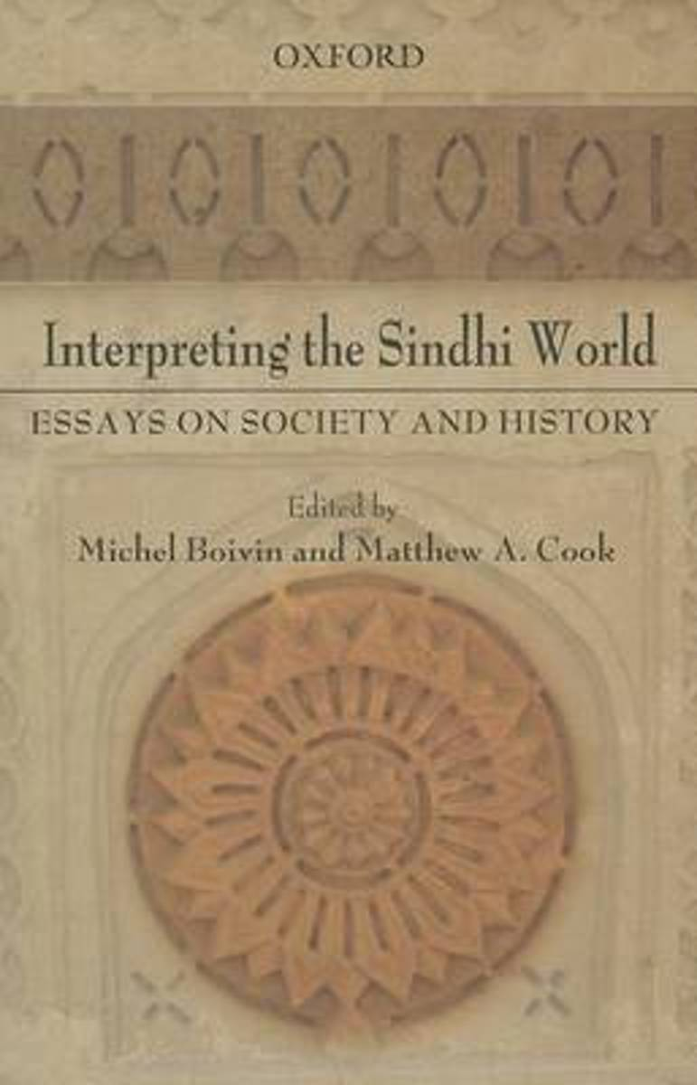 Interpreting the Sindhi World