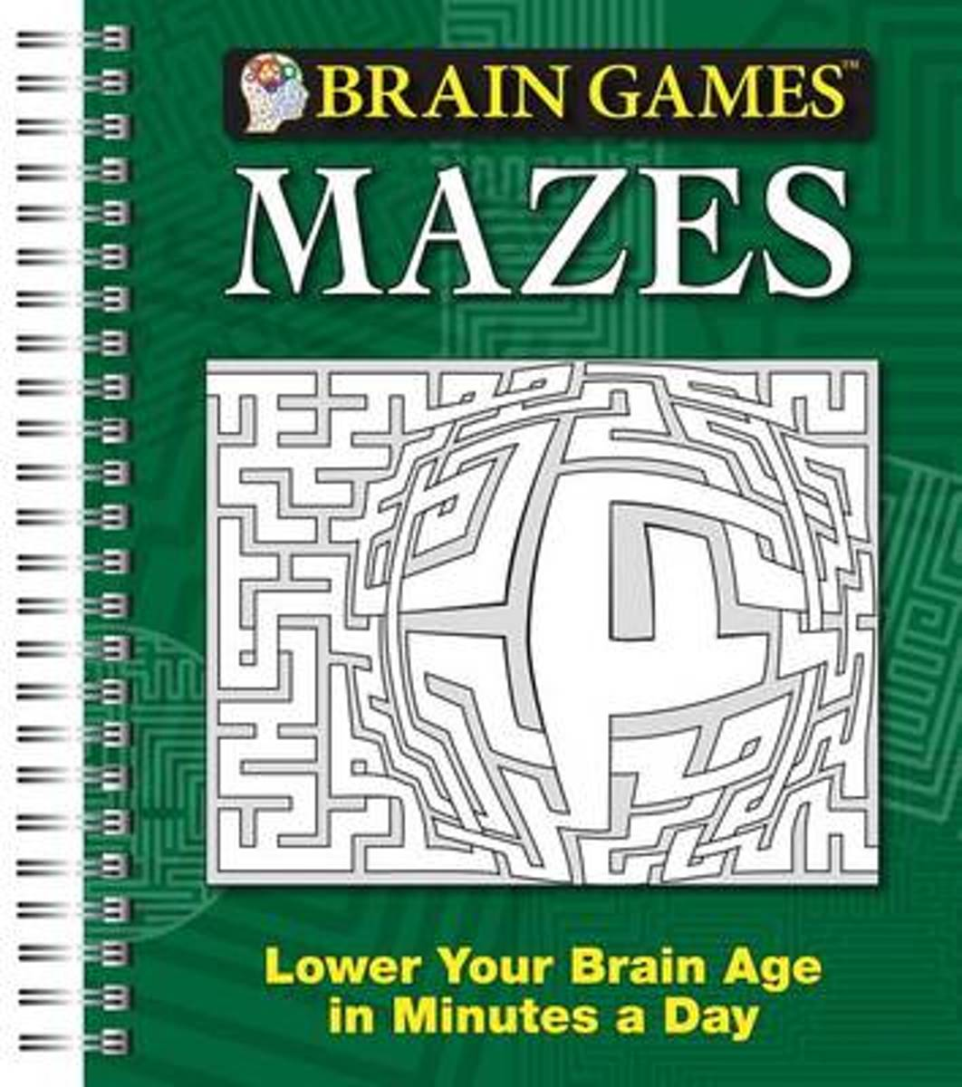 Brain Games Mazes