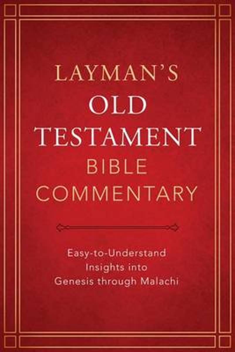Layman's Old Testament Bible Commentary