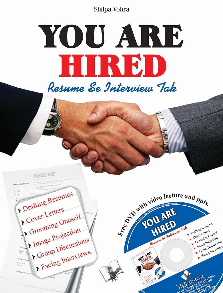 You are Hired - Resumes & Interviews: -