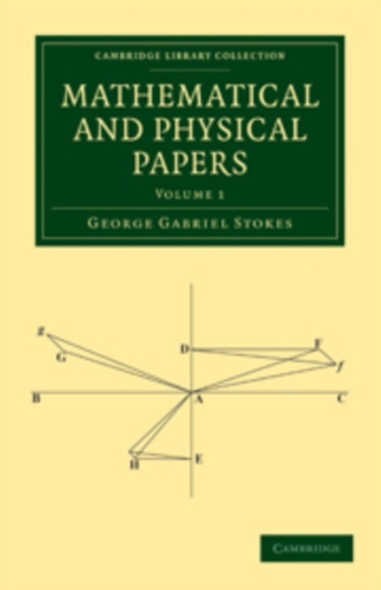 Mathematical And Physical Papers 5 Volume Paperback Set