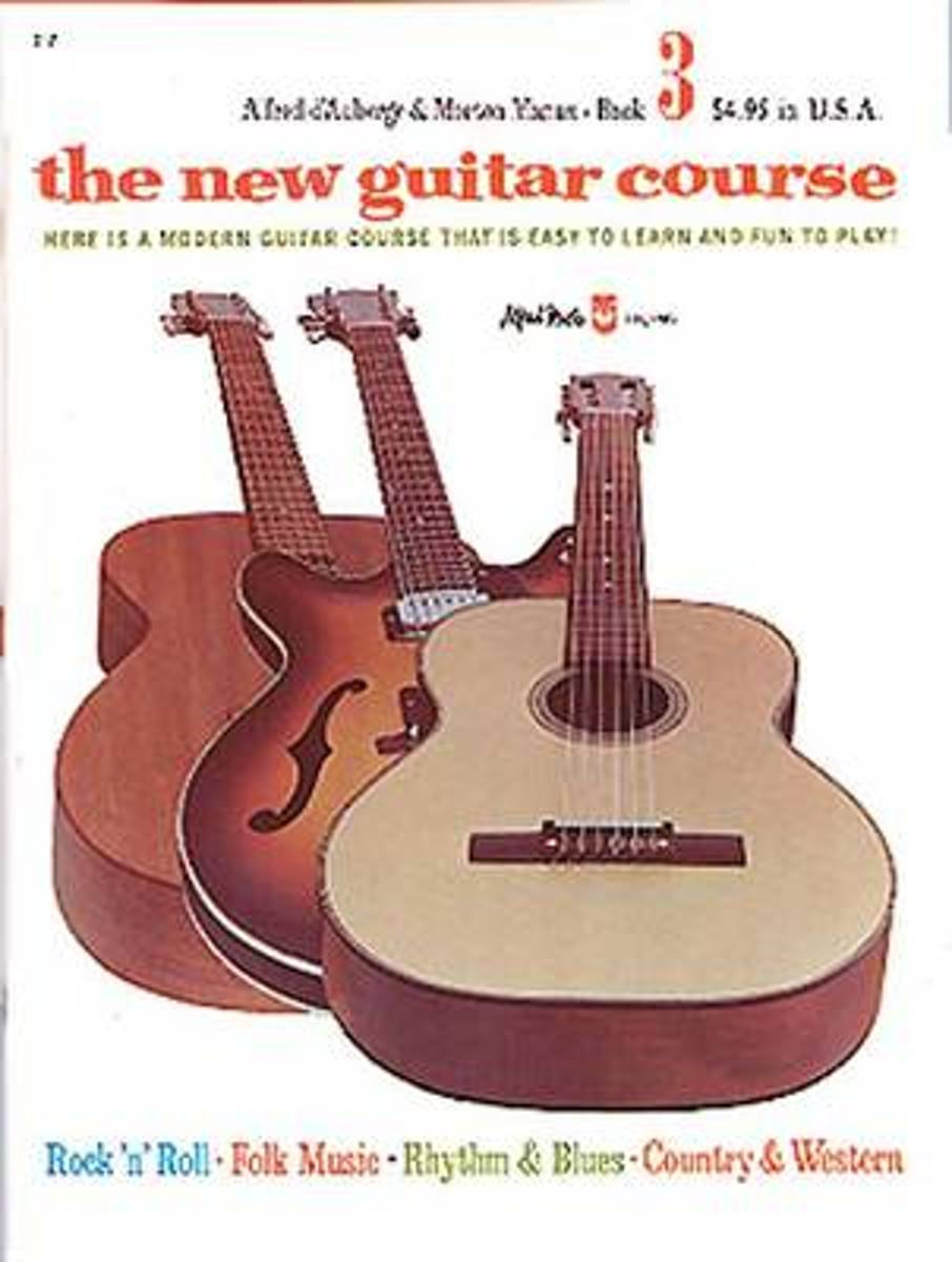 The New Guitar Course, Bk 3