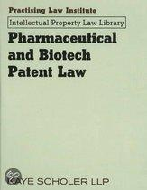 Pharmaceutical And Biotech Patent Law