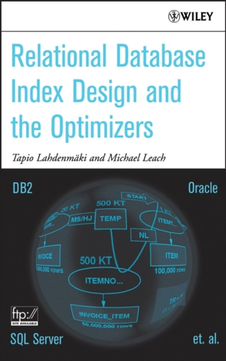Relational Database Index Design and the Optimizers