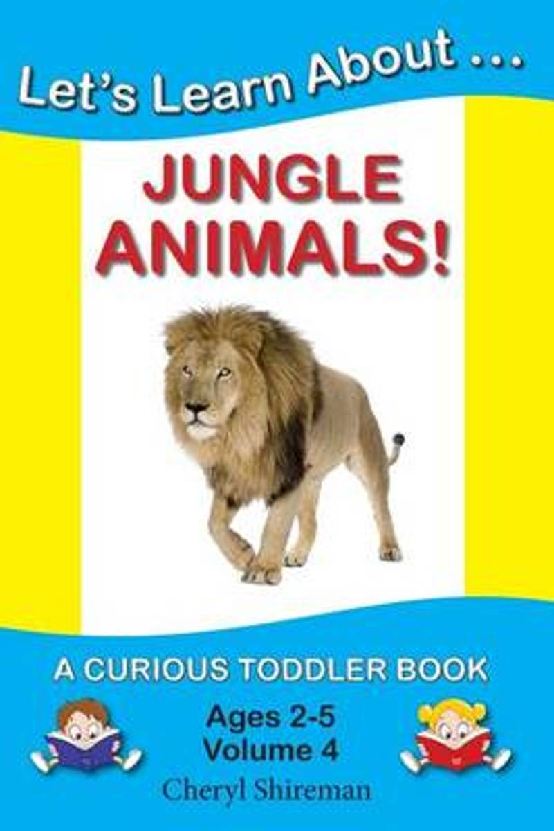 Let's Learn About...Jungle Animals!
