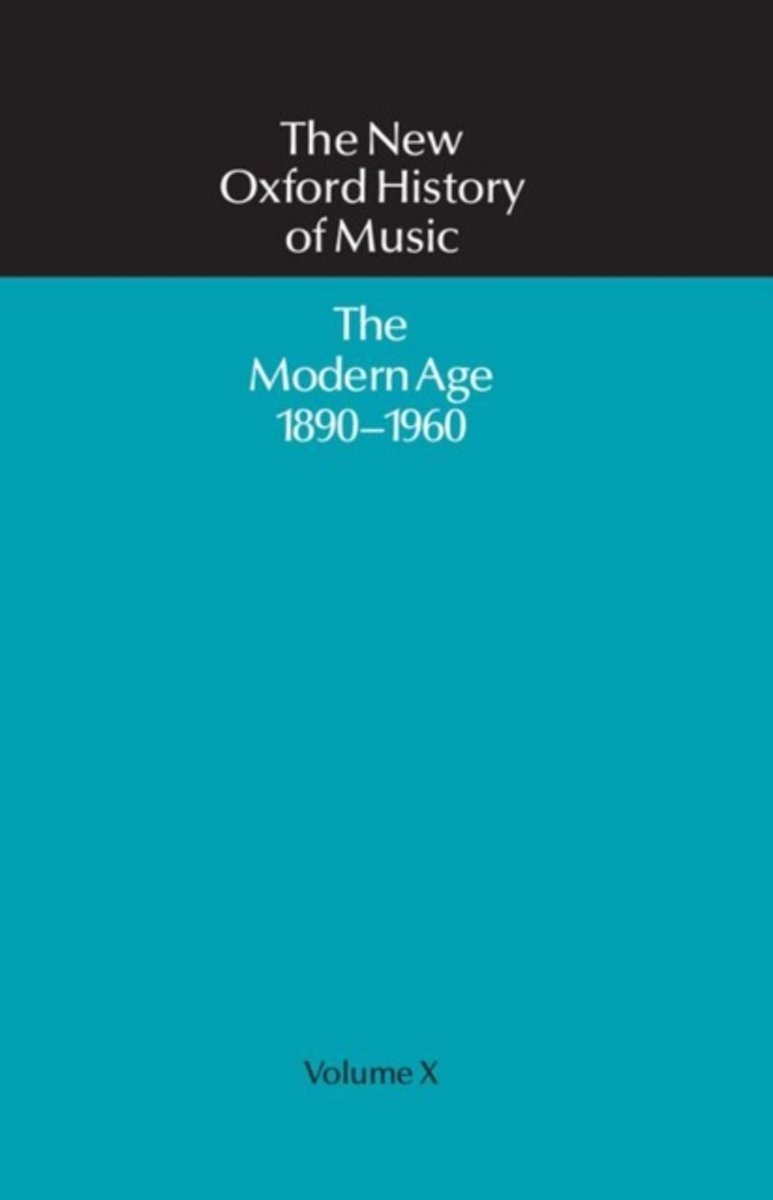 The The Modern Age 1890-1960