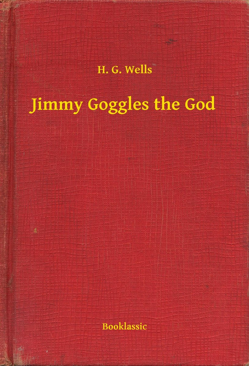 Jimmy Goggles the God