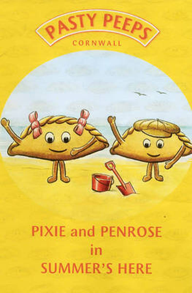 Pixie and Penrose in Summers Here