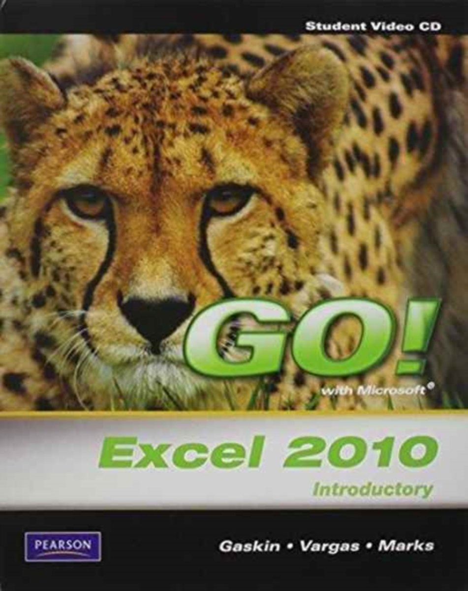 Student Videos for GO! with Microsoft Excel 2010 Introductory
