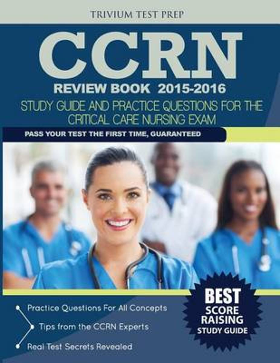 Ccrn Review Book 2015-2016