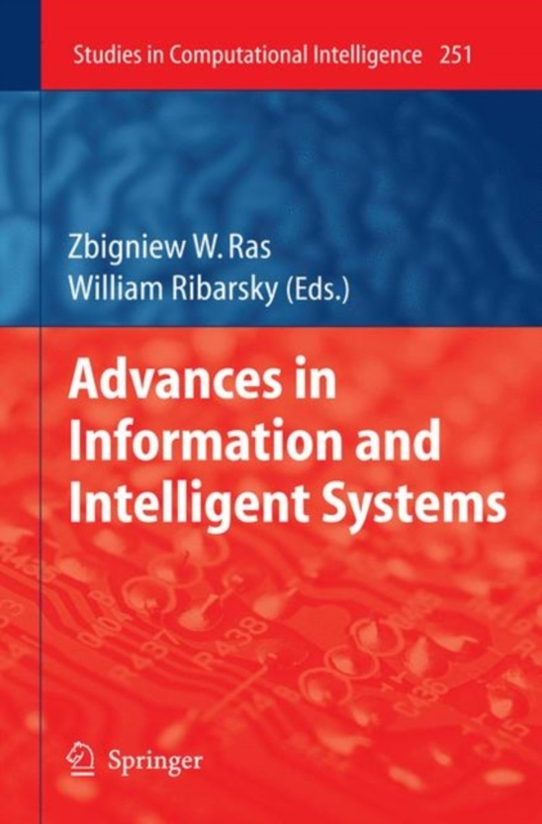 Advances in Information and Intelligent Systems