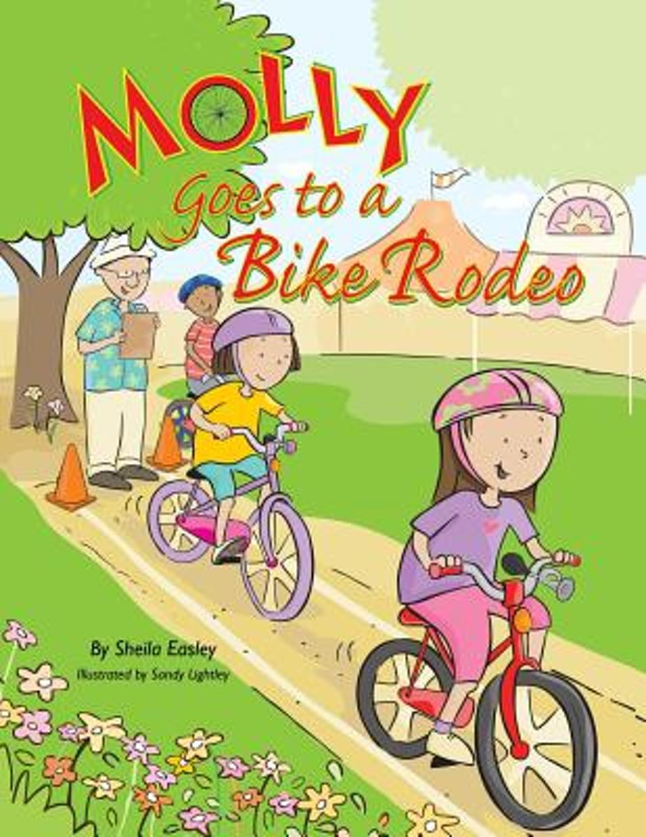 Molly Goes to a Bike Rodeo