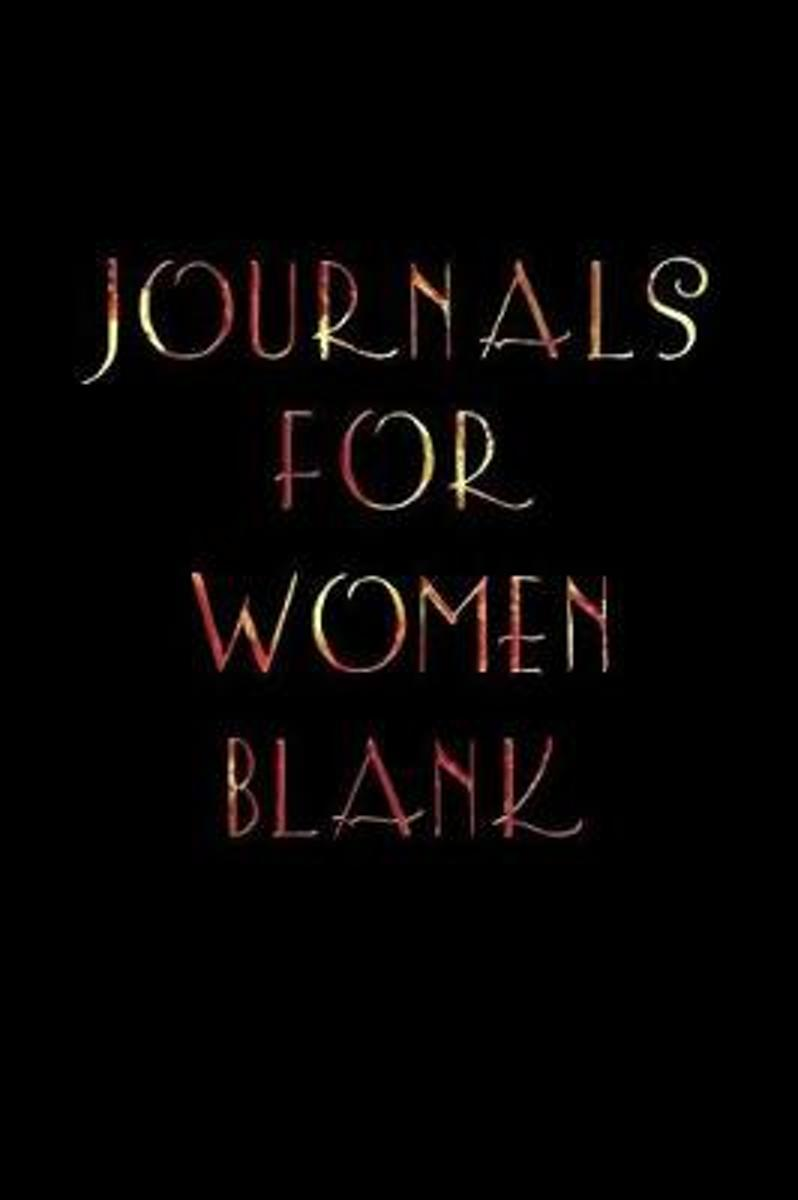 Journals for Women Blank