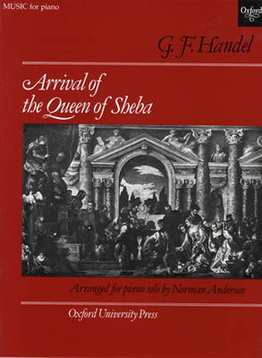 Arrival of the Queen of Sheba