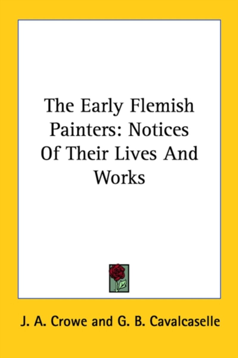 The Early Flemish Painters