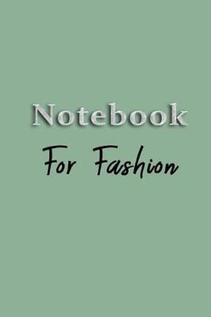 Notebook for Fashion