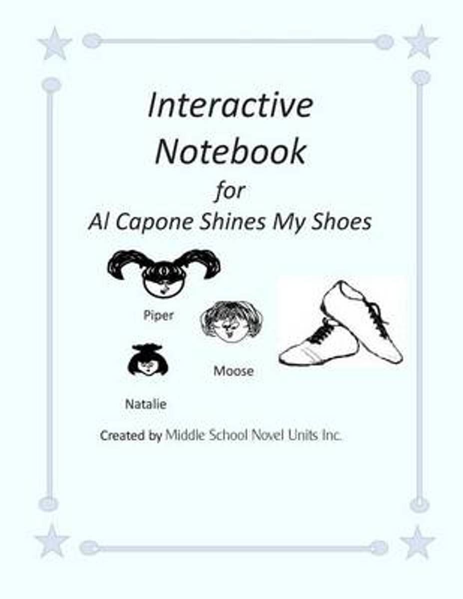 Interactive Notebook for Al Capone Shines My Shoes