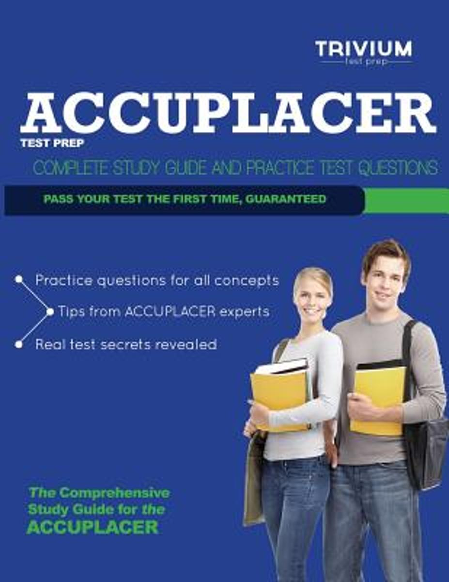 Accuplacer Test Prep