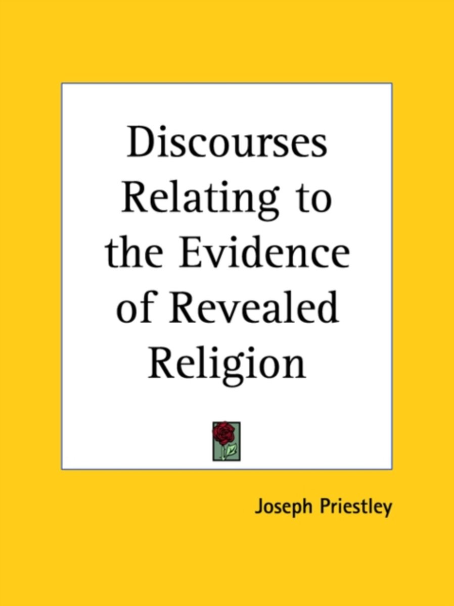 Discourses Relating to the Evidence of Revealed Religion (1796)