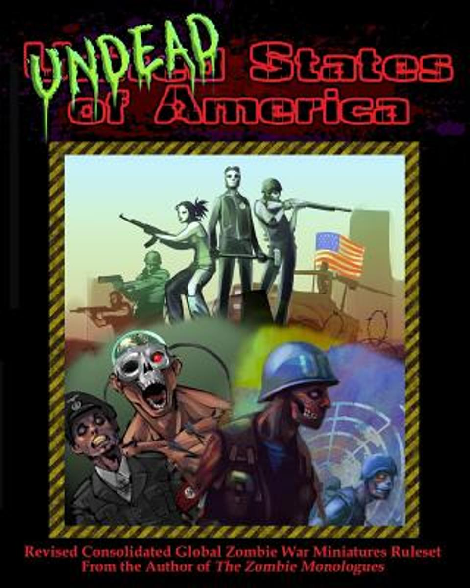 Undead States of America 2nd Edition