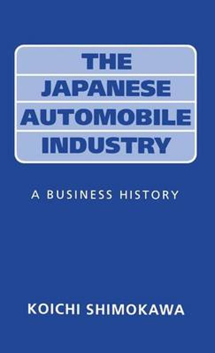 The Japanese Automobile Industry