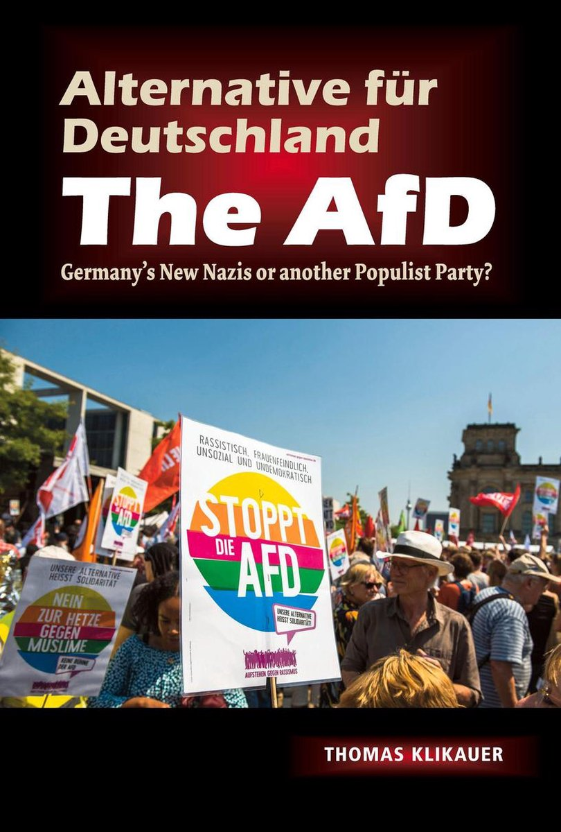 Alternative fur Deutschland – The AfD