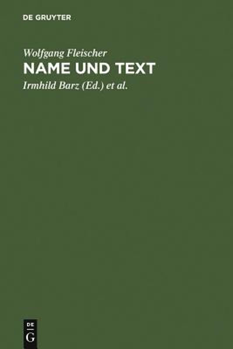 Name Und Text