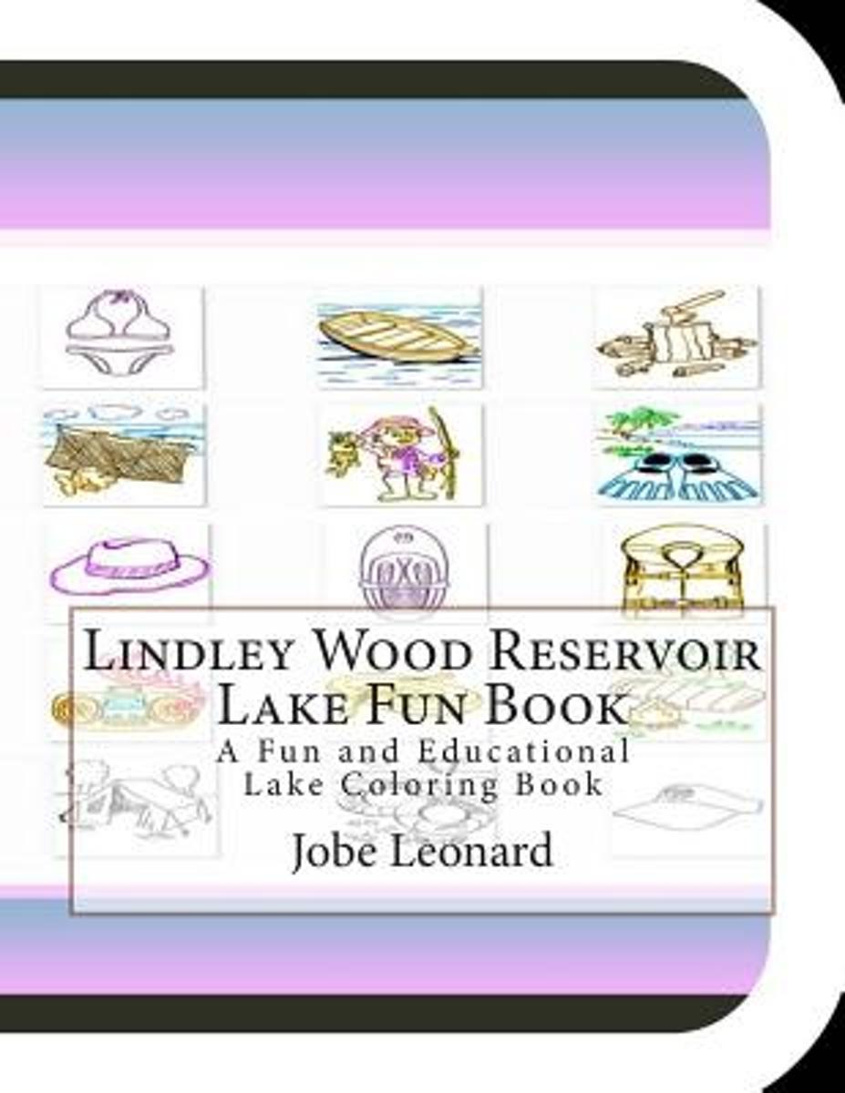 Lindley Wood Reservoir Lake Fun Book