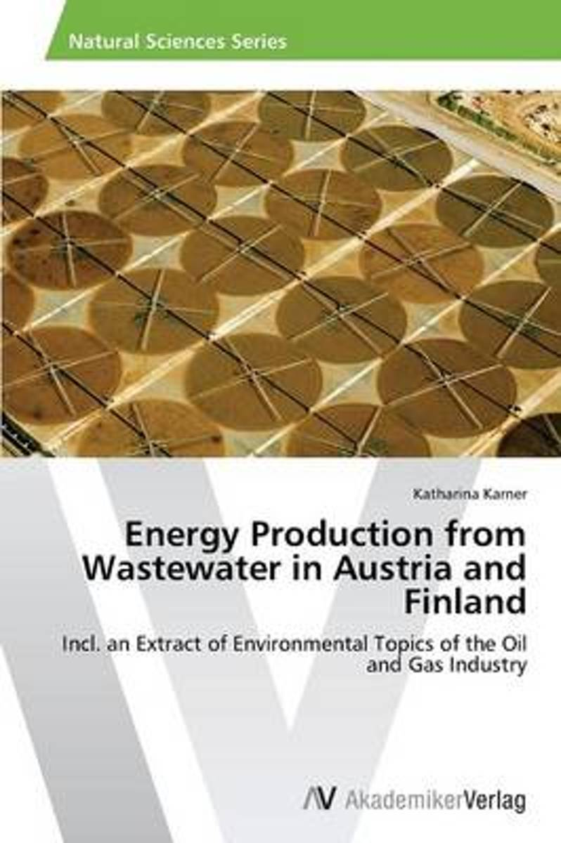 Energy Production from Wastewater in Austria and Finland