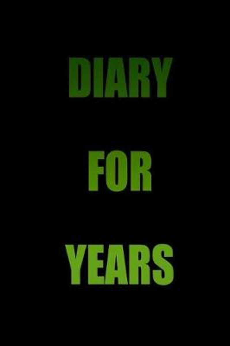 Diary for Years