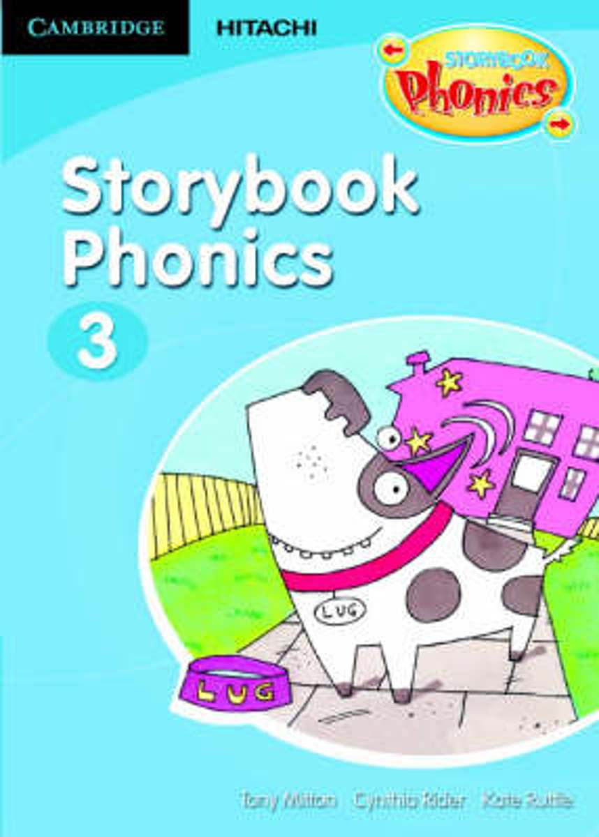 Storybook Phonics 3 CD-ROM