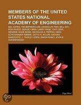 Members of the United States National Academy of Engineering