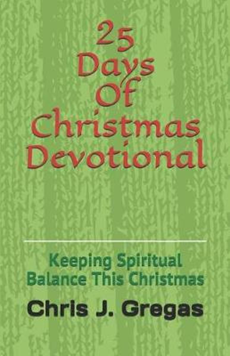 25 Days of Christmas Devotional