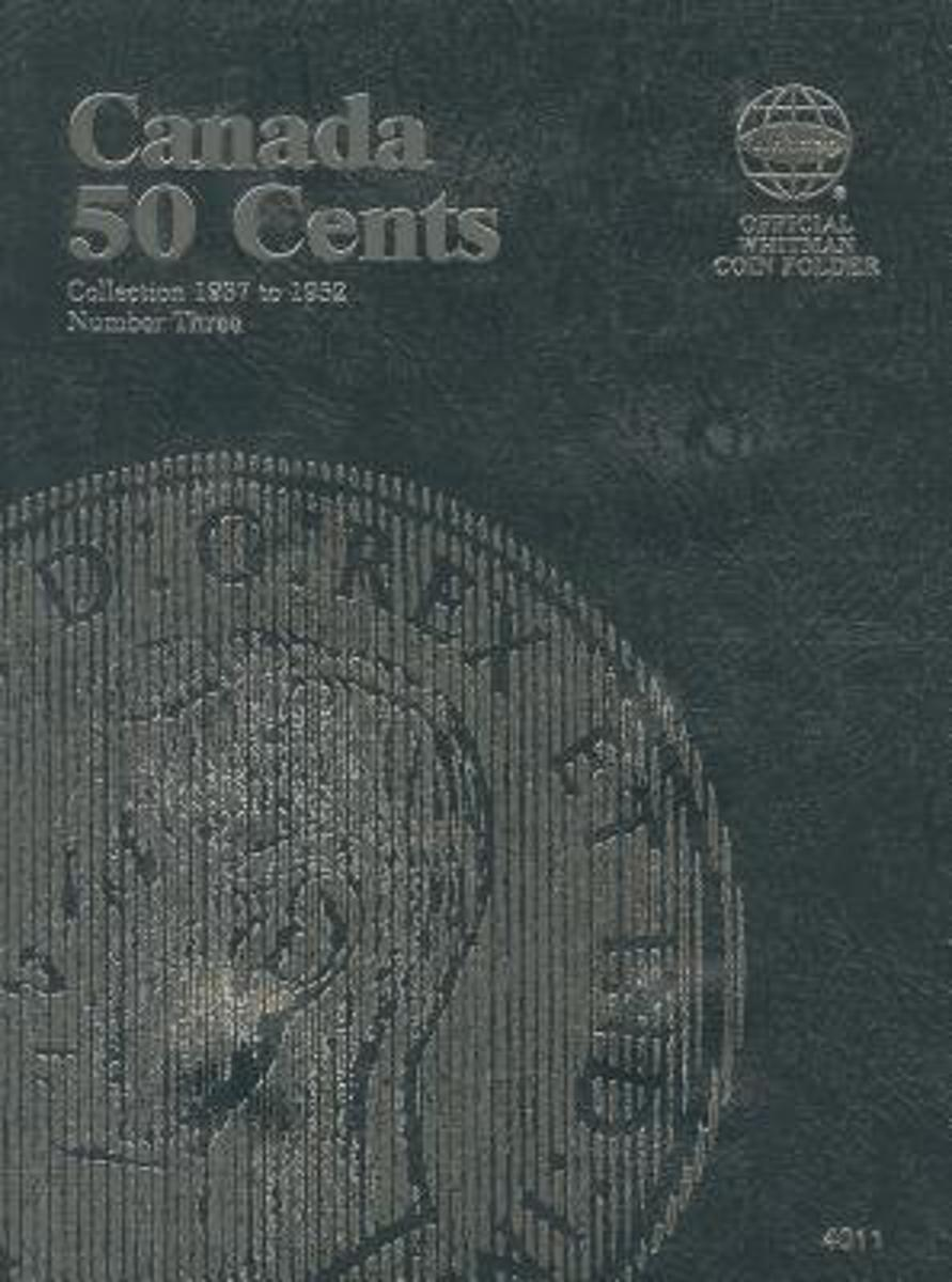 Canada 50 Cents Collection 1937 to 1952, Number Three