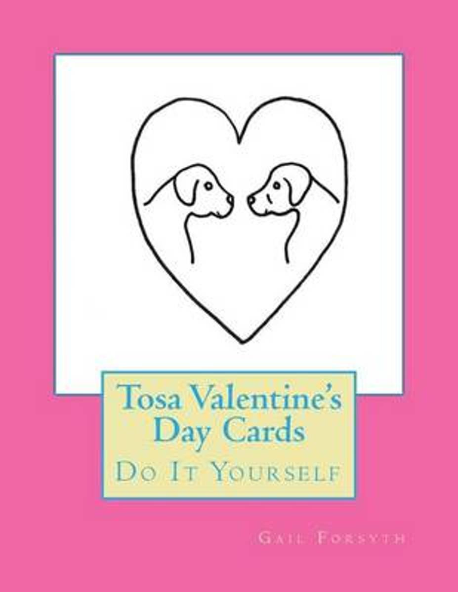 Tosa Valentine's Day Cards