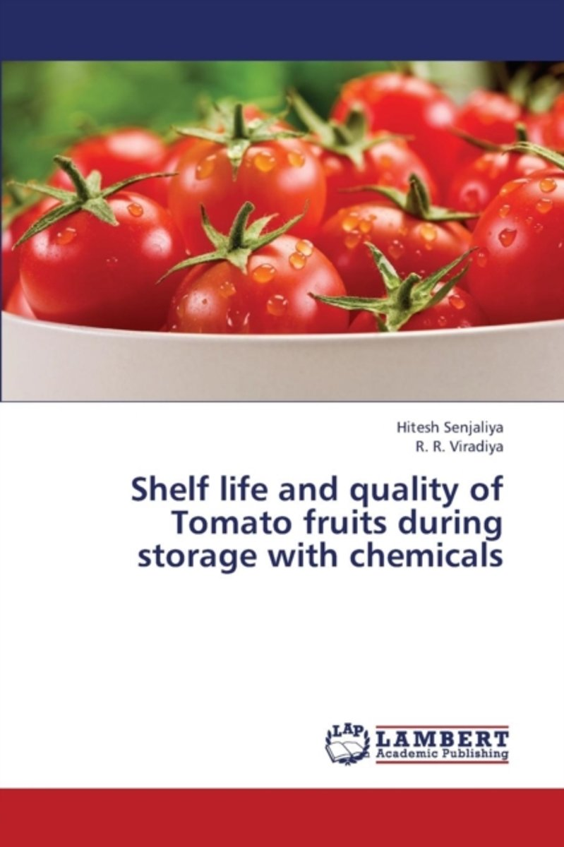 Shelf Life and Quality of Tomato Fruits During Storage with Chemicals