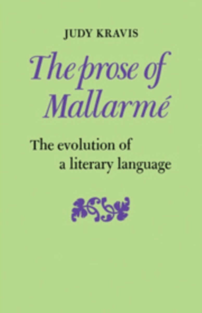 The Prose of Mallarme