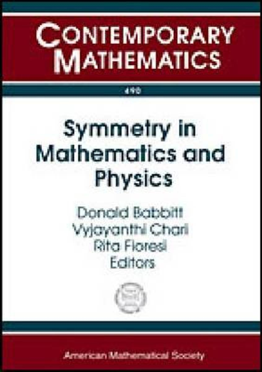 Symmetry in Mathematics and Physics