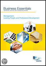 Business Essentials - Management