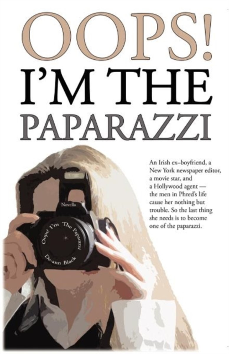 Oops! I'm The Paparazzi