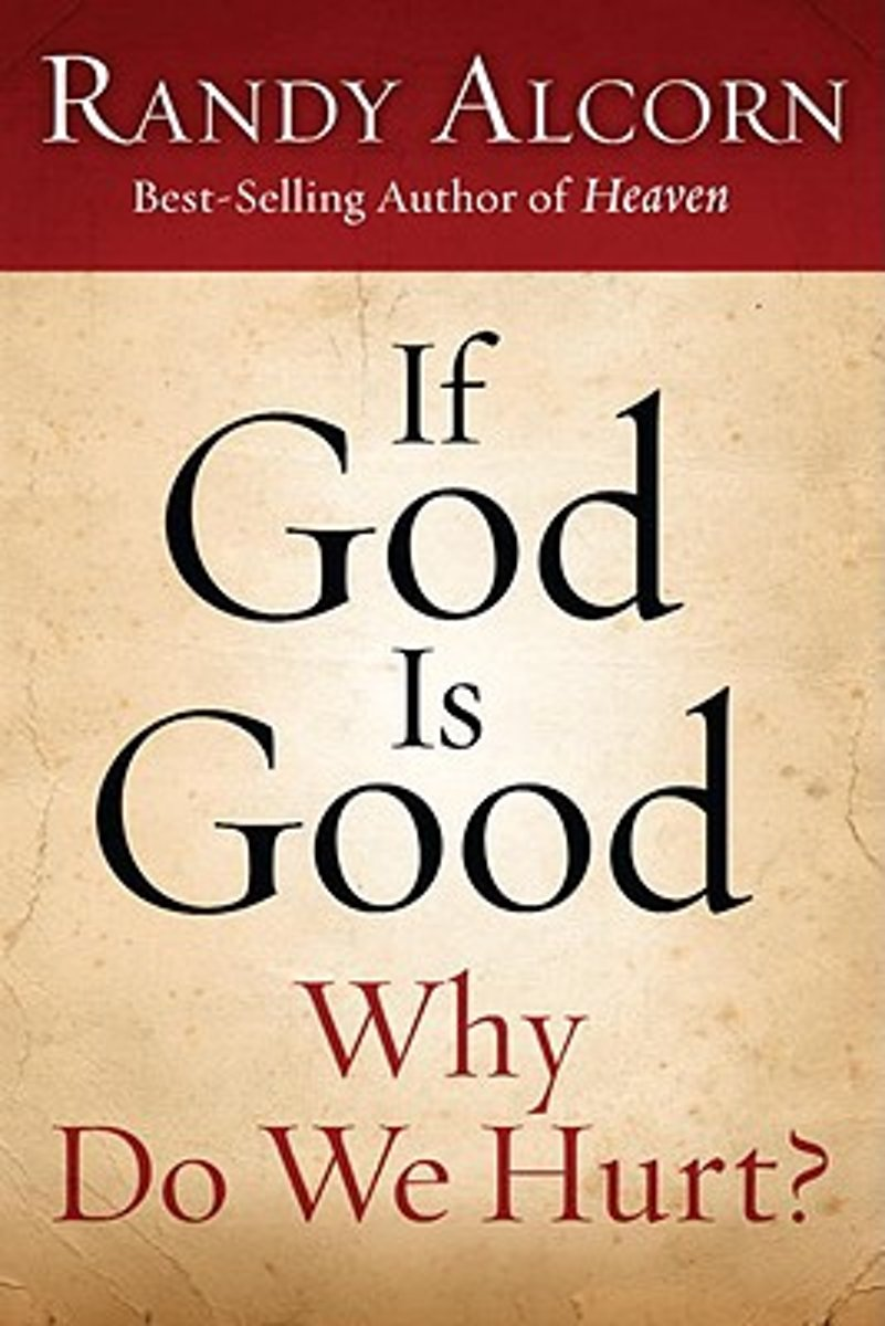 Booklet If God is Good Why Do We Hurt? (10 Pack)